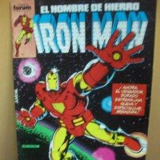 Cómics: IRON MAN. EL HOMBRE DE HIERRO. Nº 2. FORUM 1985.. Lote 139607682