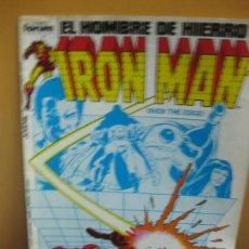 Cómics: IRON MAN. EL HOMBRE DE HIERRO. Nº 19. FORUM 1985.. Lote 139607778
