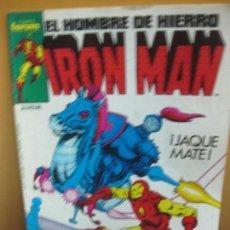Cómics: IRON MAN. EL HOMBRE DE HIERRO. Nº 17. FORUM 1985.. Lote 139607810