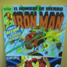 Cómics: IRON MAN. EL HOMBRE DE HIERRO. Nº 9. ESPECIAL NAVIDAD. FORUM 1985.. Lote 139608126