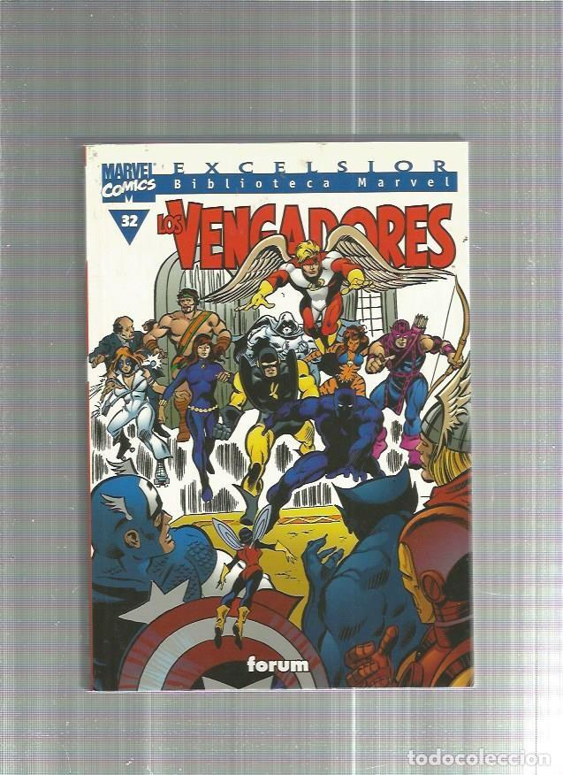 BIBLIOTECA MARVEL VENGADORES 32 (Tebeos y Comics - Forum - Vengadores)
