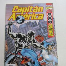 Cómics: CAPITAN AMERICA ANUAL 2000 FORUM CS160. Lote 139640082