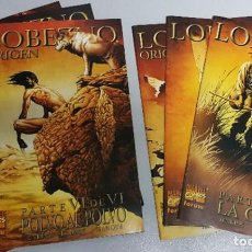 Cómics: LOBEZNO ORIGEN (COMPLETA) 6 NÚMEROS (FORUM) . Lote 139695478