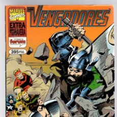 Cómics: LOS VENGADORES. DOMAR A UN TITAN UNA VEZ MAS. EXTRA PRIMAVERA. FORUM, PLANETA, 1994. Lote 139831377