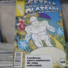 Cómics: ESTELA PLATEADA - Nº 6 AL 10 - RETAPADO,COMO NUEVO. Lote 139868718