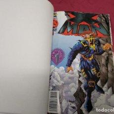 Cómics: X-MAN. VOL 2. DEL Nº 1 AL 25 EN TOMO ENCUADERNADO. FORUM. Lote 139879650