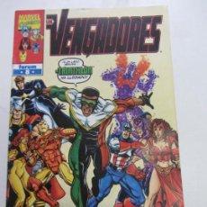 Cómics: LOS VENGADORES. VOL. 3 Nº 8 . BUSIEK PEREZ FORUM. MARVELCS160. Lote 139884974