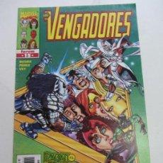 Cómics: LOS VENGADORES. VOL. 3 Nº 15 BUSIEK PEREZ FORUM. MARVELCS160. Lote 139885162