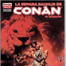 Cómics: COMIC CONAN, EL BARRADO Nº 18. Lote 139888886