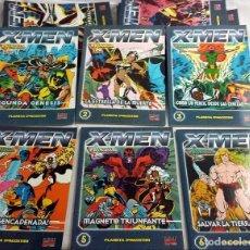 Cómics: LOTE COMICS X-MEN DE MARVEL - CORRELATIVOS DEL 1 AL 20 - AÑO 2000. Lote 139929082