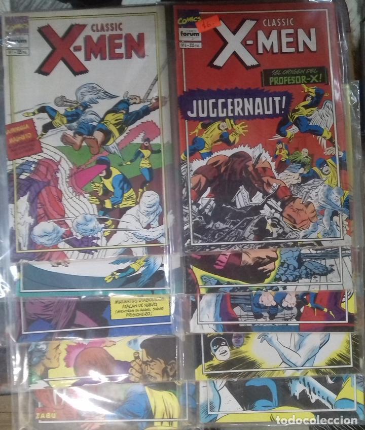 CLASSIC X-MEN. COMPLETA. - COMICS FORUM. (Tebeos y Comics - Forum - X-Men)