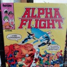 Cómics: ALPHA FLIGHT 1. Lote 140117326