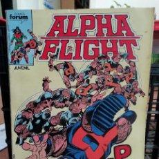 Cómics: ALPHA FLIGHT 4. Lote 140117342