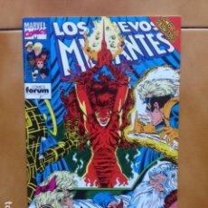Cómics: LOS NUEVOS MUTANTES VOL. 1 Nº 62 - LOUISE SIMONSON Y BRET BLEVINS - FORUM . Lote 140125014