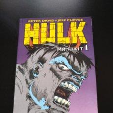 Cómics: HULK - MR. FIXIT Nº 1 - PETER DAVID - JEFF PURVES. Lote 140146890