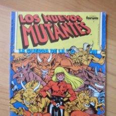 Cómics: LOS NUEVOS MUTANTES Nº 43 COMICS FORUM. Lote 140185366