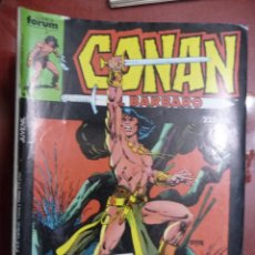 Cómics: CONAN EL BÁRBARO. ESPECIAL PRIMAVERA 1987. FORUM. Lote 140191754