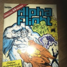 Cómics: ALPHA FLIGHT NÚMERO 36. Lote 140192673