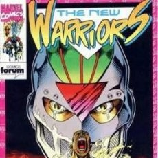 Cómics: THE NEW WARRIORS VOL. 1 (1991-1995) #35. Lote 140198442