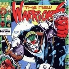 Cómics: THE NEW WARRIORS VOL. 1 (1991-1995) #36. Lote 140198454