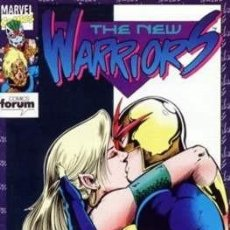 Cómics: THE NEW WARRIORS VOL. 1 (1991-1995) #36. Lote 140198462