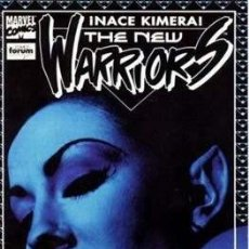 Cómics: THE NEW WARRIORS VOL. 1 (1991-1995) #41. Lote 140198498