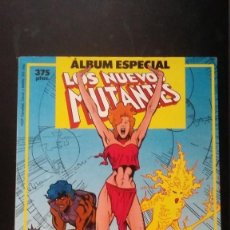 Cómics: ÁLBUM ESPECIAL LOS NUEVOS MUTANTES, 2 NÚMEROS EXTRA PRIMAVERA Y VERANO FORUM 1987. Lote 140201730