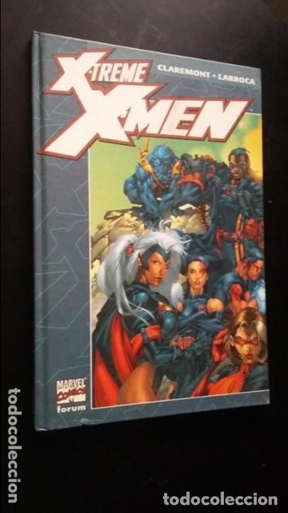 XTREME X MEN. FORUM, TOMO TAPA DURA MUY BUEN ESTADO (Tebeos y Comics - Forum - X-Men)