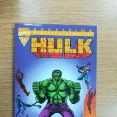 Cómics: BIBLIOTECA MARVEL HULK #17. Lote 140204258