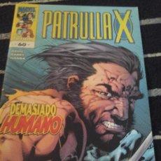 Cómics: PATRULLA X VOL. 2 N. 60. Lote 140209202
