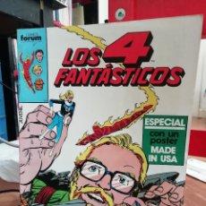 Cómics: LOS 4 FANTASTICOS 21. Lote 140259022