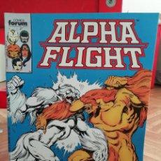 Cómics: ALPHA FLIGHT 18. Lote 140290654