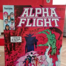 Cómics: ALPHA FLIGHT 19. Lote 140290726