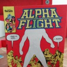 Cómics: ALPHA FLIGHT 21. Lote 140290802