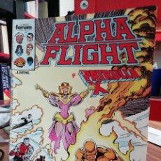 Cómics: ALPHA FLIGHT 22. Lote 140290834
