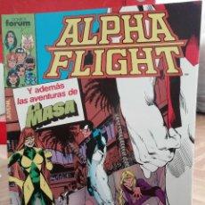 Cómics: ALPHA FLIGHT 25. Lote 140290898