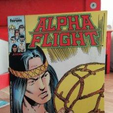 Cómics: ALPHA FLIGHT 20. Lote 140290938