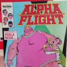 Cómics: ALPHA FLIGHT 17. Lote 140291030