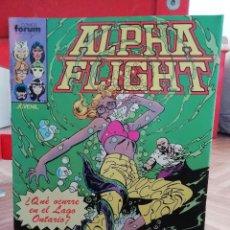 Cómics: ALPHA FLIGHT 11. Lote 140291170