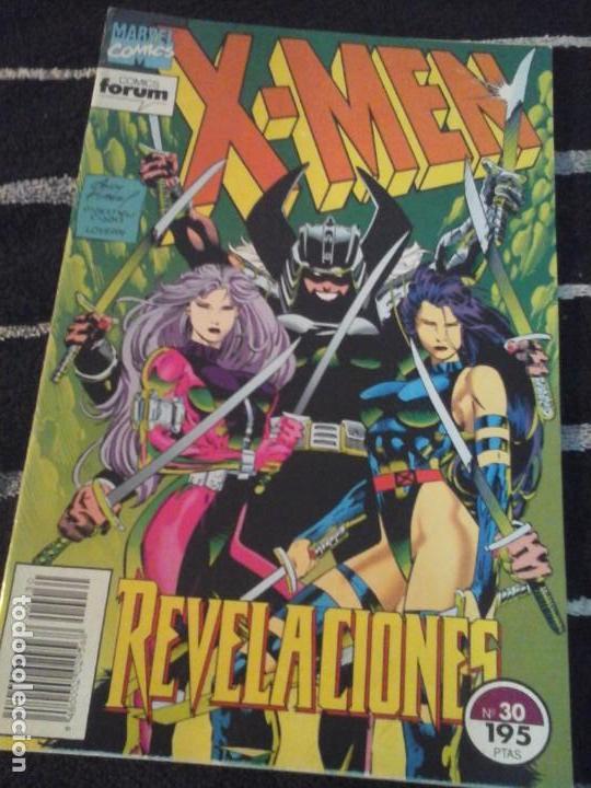X MEN N.30 (Tebeos y Comics - Forum - X-Men)
