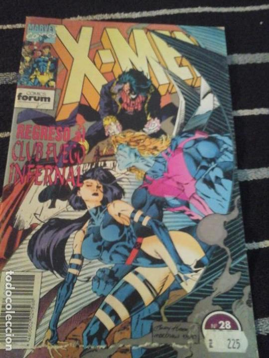 X MEN N.28 (Tebeos y Comics - Forum - X-Men)