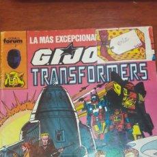 Cómics: TRASFORMERS FORUN N 23 GIJOE MAIL. Lote 140380353