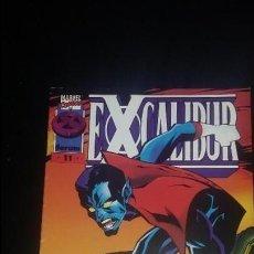 Cómics: EXCALIBUR VOL 2 # 11, FORUM PLANETA MUY BUEN ESTADO. Lote 140395782