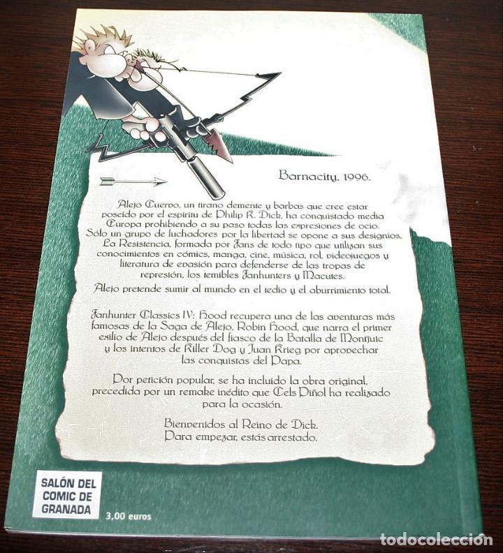 Cómics: GREEN HOOD GREEN DIXK - FANHUNTER CLASSICS IV - CELS PIÑOL - FORUM - 2003 - Foto 2 - 140453442