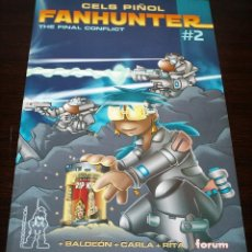 Comics - THE FINAL CONFLICT - FANHUNTER 2 - CELS PIÑOL - FORUM - 2005 - 140453462