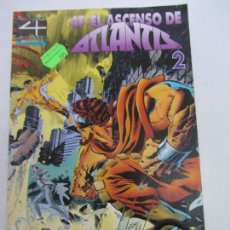 Cómics: TOMO 4 FANTASTICOS : EL ASCENSO DE ATLANTIS 2 FORUM - CS160. Lote 140535714