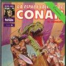 Cómics: LA ESPADA SALVAJE DE CONAN EL BÁRBARO - TOMO NÚM. 16 - SERIE ORO - 2ª EDICIÓN.. Lote 140612678