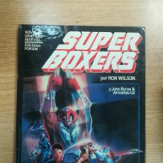 Cómics: SUPER BOXERS (NOVELAS GRAFICAS MARVEL #5). Lote 140735009