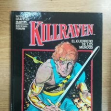 Cómics: KILLRAVEN (NOVELAS GRAFICAS MARVEL #6). Lote 140735013
