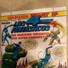 Cómics: LOS 4 FANTÁSTICOS - WHAT IF 14. Lote 140741566
